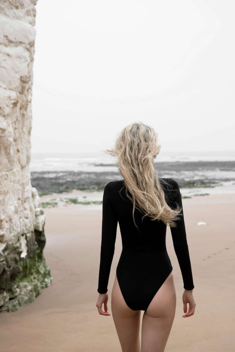 Clean Lines Collection | Sustainable Active Swimwear, Wetsuits & Bikinis 2