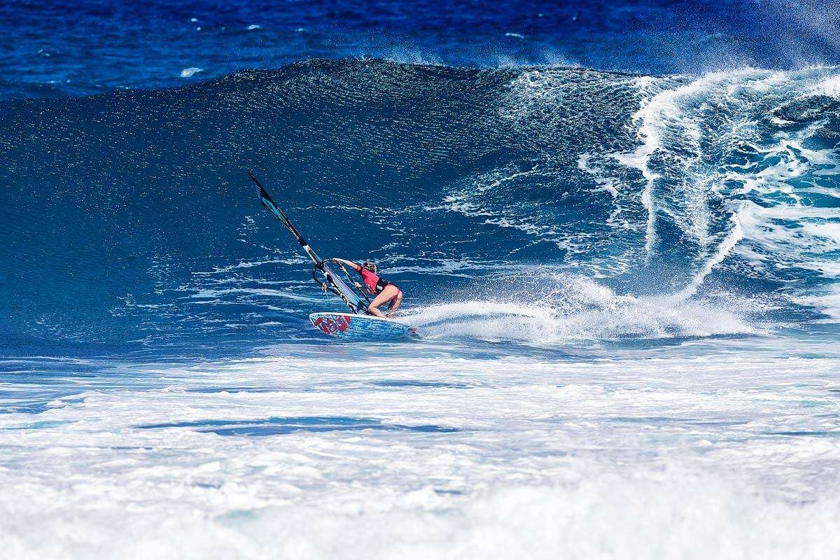 Sarah Hauser- The Fierce Windsurfer and Mover 3