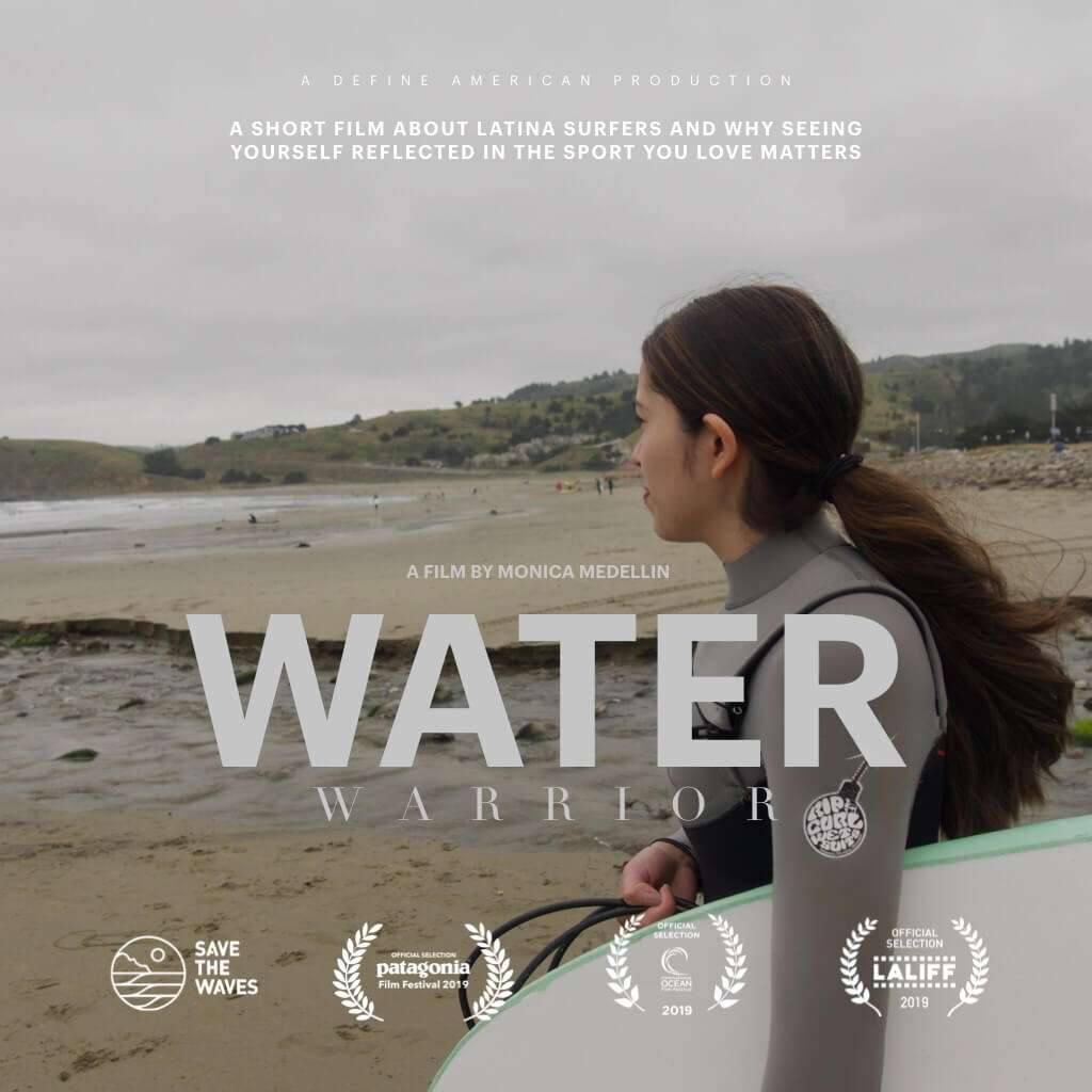 Water Warrior Poster