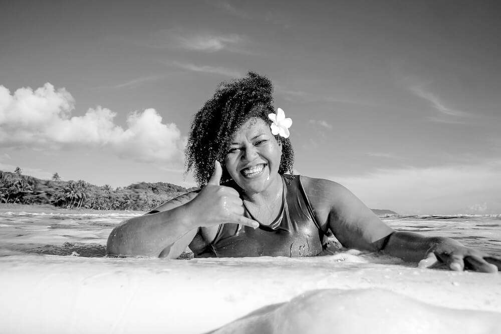 Kanoa Greene B&W - SLO ACTIVE