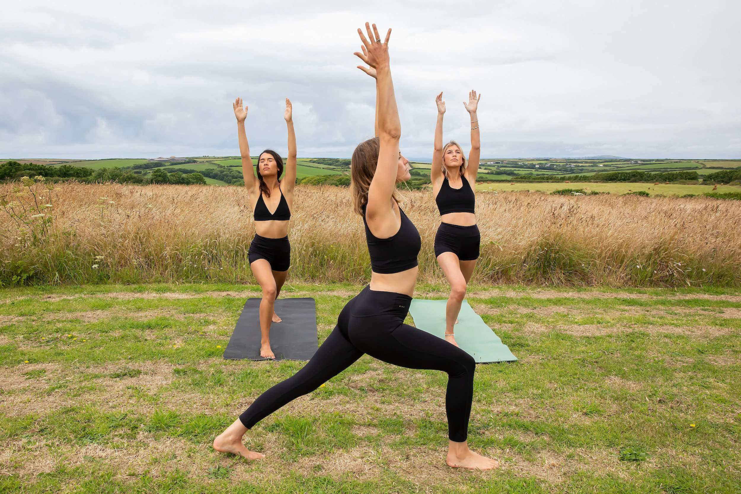 Sustainable surf and yoga wear